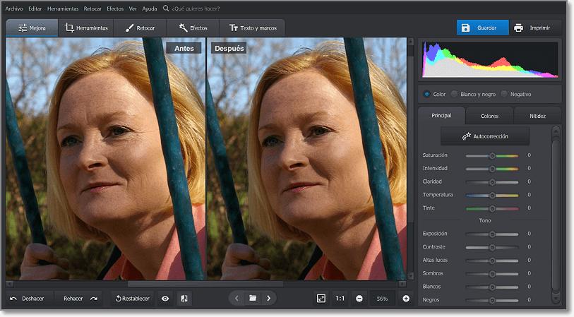 Cómo Quitar Arrugas En Fotos Sin Photoshop