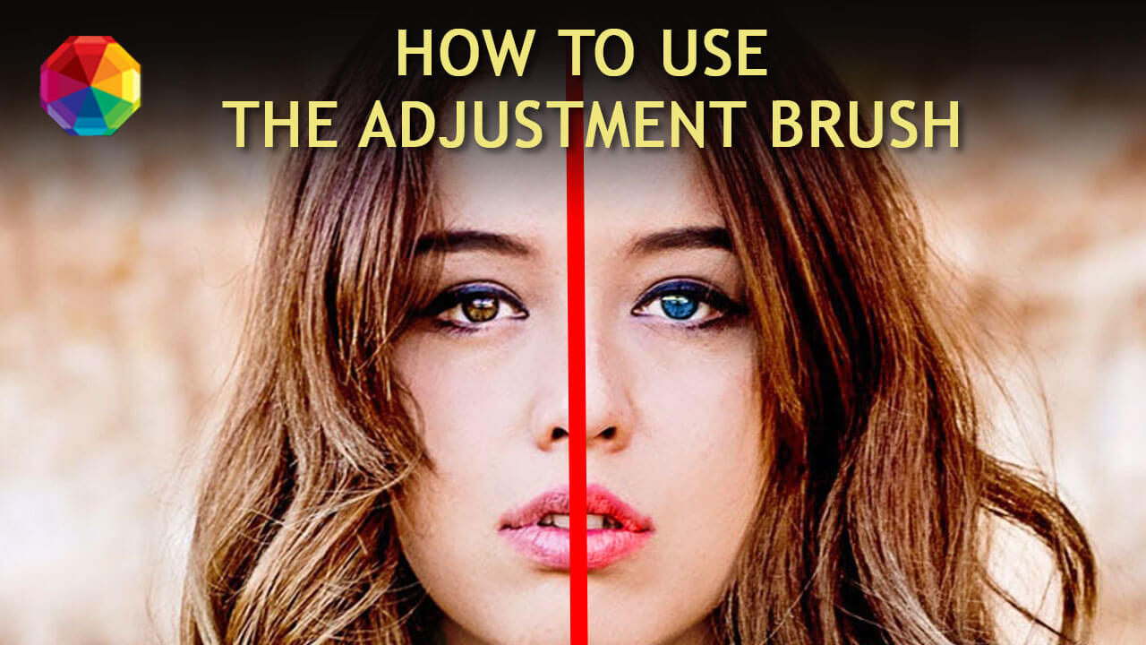 PhotoWorks - Adjustment Brush tutorial