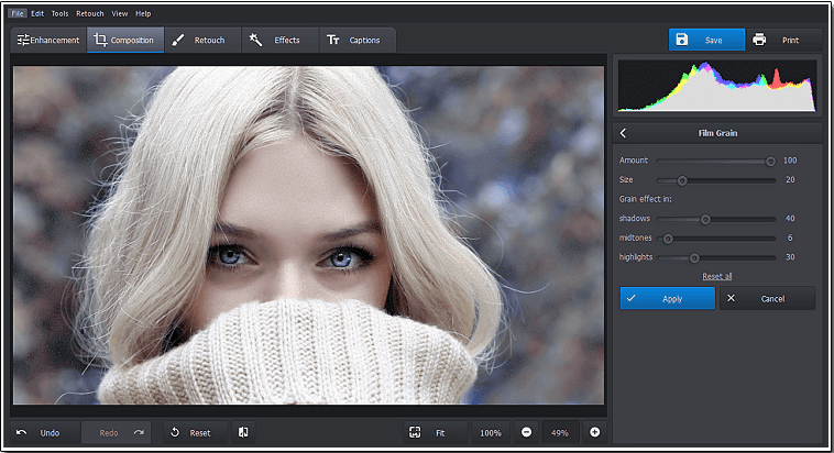 How to Add Grain to Photos on PC | Grain Effect in 5 Sec